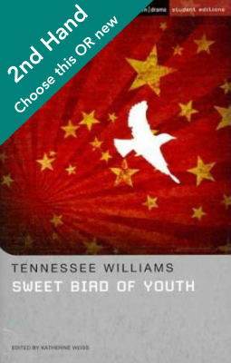 Image of Sweet Bird Of Youth : Methuen Drama Student Edition Secondhand