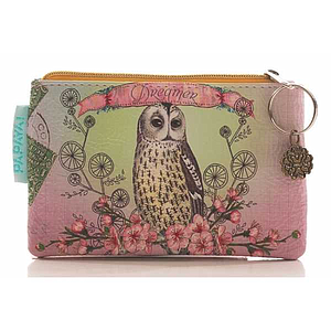 Image of Owl Dreamer : Small Coin Purse