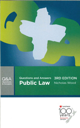 Public Law : Butterworths Questions And Answers