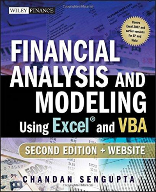 Image of Financial Analysis And Modeling Using Excel And Vba
