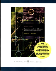 Systems Analysis & Design For The Global Enterprise