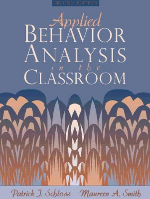 Image of Applied Behavior Analysis In The Classroom