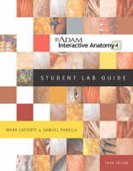 Image of Adam Interactive Anatomy Online Student Lab Activity Guide