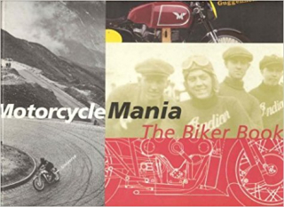 Image of Motorcycle Mania The Biker Book Art Of The Motorcycle Exhibition @ Guggenheim