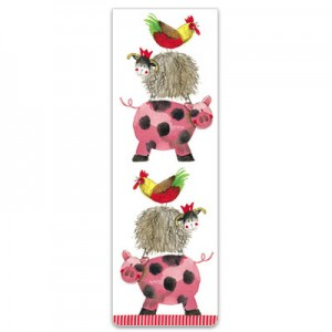 Image of Spotted Pigs Bookmark