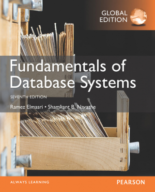 Image of Fundamentals Of Database Systems