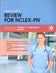 Image of Lippincotts Review For Nclex-pn