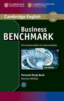 Image of Business Benchmark : Pre-intermediate To Intermediate Personal Study Book : Bulats And Business Preliminary