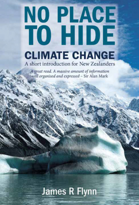 Image of No Place To Hide : Climate Change : A Short Introduction Fornew Zealanders
