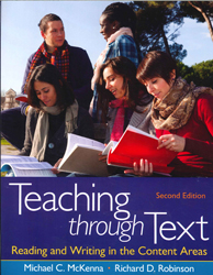 Image of Teaching Through Text : Reading And Writing In The Content Areas