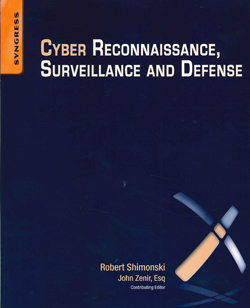 Image of Cyber Reconnaissance Surveillance And Defense