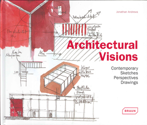 Image of Architectural Visions Contemporary Sketches Perspectives Drawings