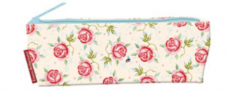 Image of Rose & Bee Pencil Case