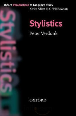 Image of Stylistics : Oxford Introductions To Language Study