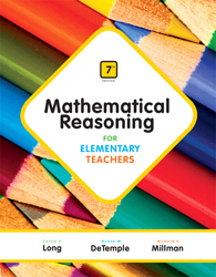 Image of Mathematical Reasoning For Elementary Teachers