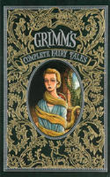 Image of Grimm's Complete Fairy Tales : Leather Bound Classic