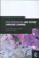 Image of Peer Interaction And Second Language Learning