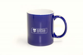 Image of Auckland University Traditional Mug Navy