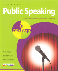 Image of Public Speaking In Easy Steps