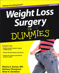 Image of Weight Loss Surgery For Dummies