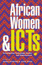 African Woman & Icts