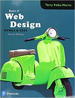 Image of Basics Of Web Design : Html5 And Css3