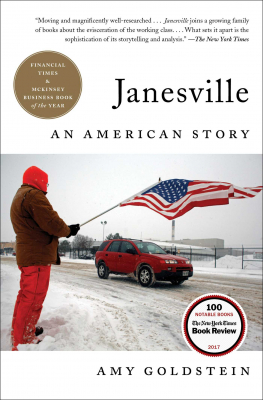Image of Janesville : An American Story