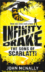 Image of Infinity Drake : The Sons Of Scarlatti