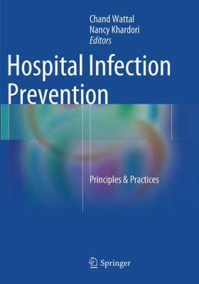 Image of Hospital Infection Prevention : Principles And Practices