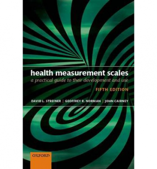 Image of Health Measurement Scales : A Practical Guide To Their Development And Use