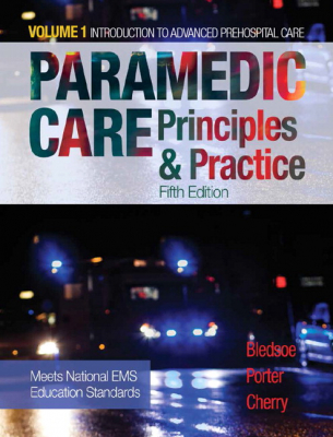 Image of Paramedic Care : Principles And Practice Volume 1 : Introduction To Advanced Prehospital Care