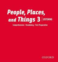 Image of People Places And Things : Listening 3 : Audio Cds