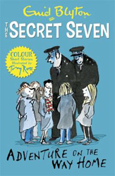 Adventure On The Way Home : Secret Seven Colour Short Stories 1