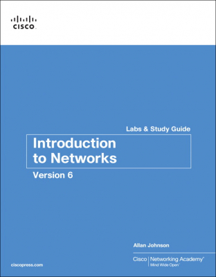 Image of Introduction To Networks V6 : Lab & Study Guide