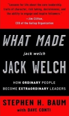 Image of What Made Jack Welch Jack Welch