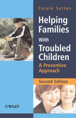 Image of Helping Families With Troubled Children : A Preventive Approach