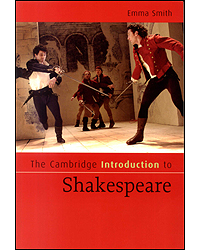 Image of The Cambridge Introduction To Shakespeare