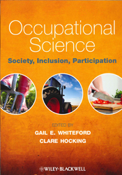 Image of Occupational Science : Society Inclusion Participation