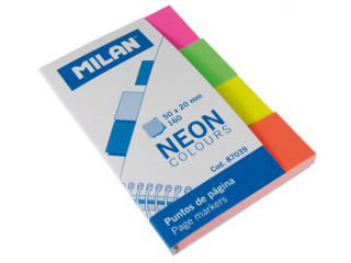 Image of Post It Notes Milan Flags Brights