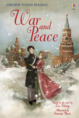 Image of War And Peace Usborne Young Reading