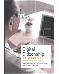 Image of Digital Citizenship The Internet Society & Participation