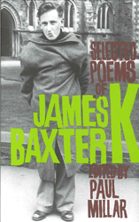 Image of Selected Poems Of James K Baxter