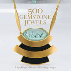Image of 500 Gemstone Jewels A Sparkling Collection Of Dazzling Designs