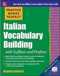 Image of Practice Makes Perfect : Italian Vocabulary Builder
