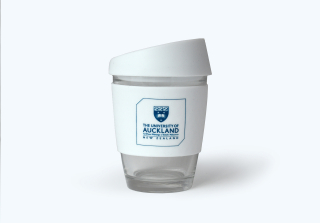 Image of Metro Cup White University Of Auckland