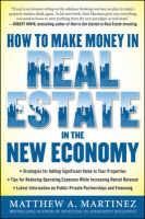 Image of How To Make Money In Real Estate In The New Economy