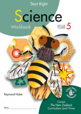 Image of Science : Year 5 Start Right Workbook