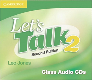Image of Lets Talk 2 : Class Audio Cds