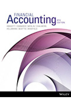 Image of Financial Accounting + Wileyplus