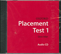 Image of Oxford Placement Test 1 : Audio Cd